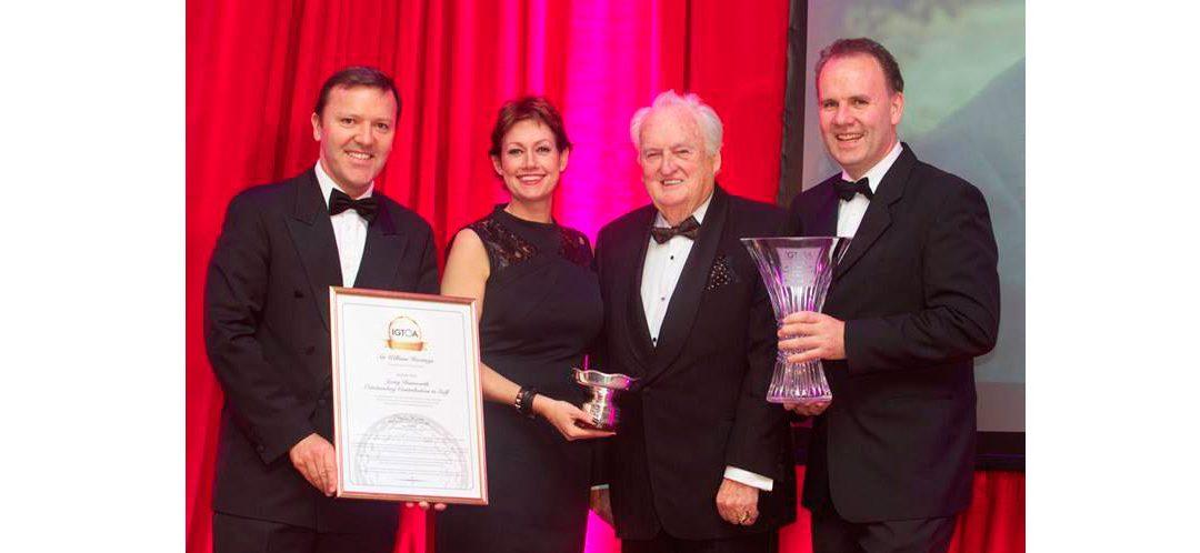 2015 Gala Irish Golf Awards