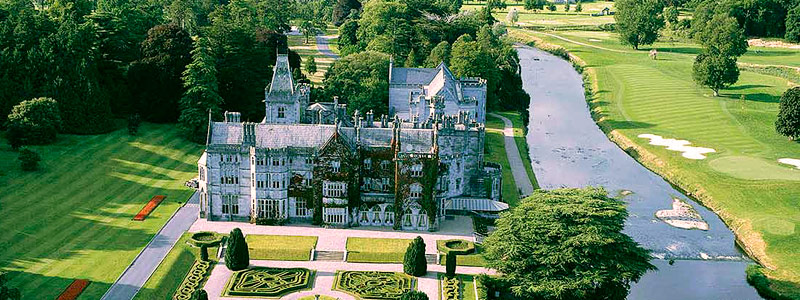 South West Ireland Golf Resorts - Adare Manor