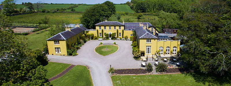 Private Venues - Ballinacurra Estate