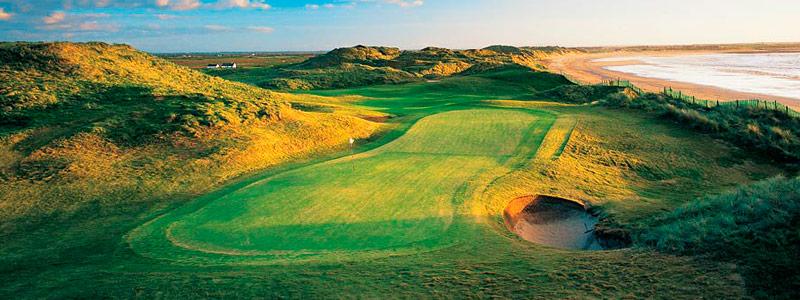 Benefit of joining the IGTOA Business Partnership Program - Doonbeg Golf Course