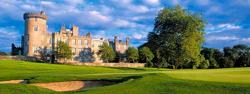 West of Ireland Golf Resorts - Dromoland Castle Golf