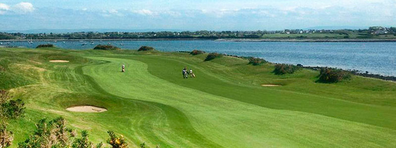 West of Ireland Golf Courses - Galway Bay Golf Club
