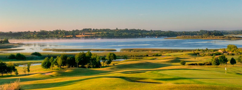 Midlands & Lakelands Golf Courses of Ireland - Glasson Golf Club
