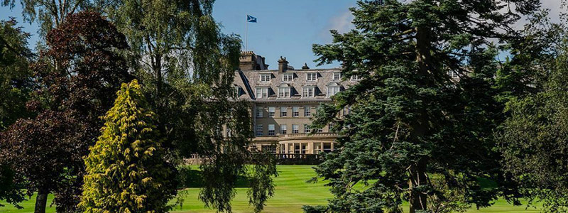 Scotland Overseas Industry Partners - Gleneagles Hotel