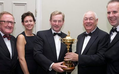 2014 Gala Irish Golf Awards – Knockranny House Hotel, Westport