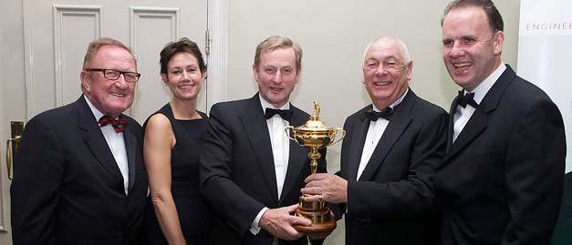 2014 Gala Irish Golf Awards