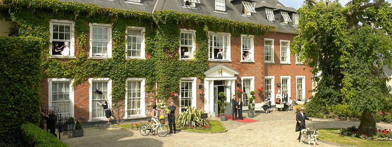 South Coast & South East Ireland Accommodation - Hayfield Manor