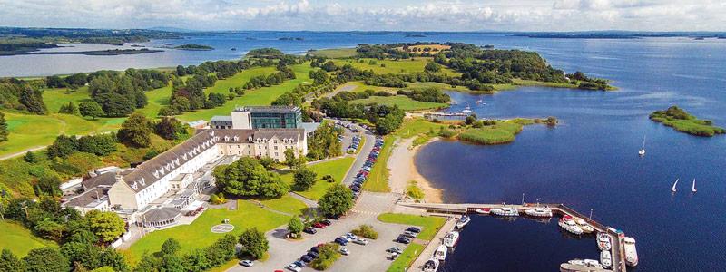 Midlands & Lakelands of Ireland Accommodation - Hodson Bay Hotel
