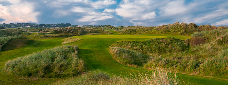 East Coast Golf Courses of Ireland - Portmarnock Golf Club
