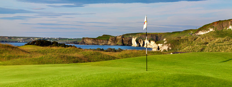 Northern Ireland Golf Courses - Royal Portrush