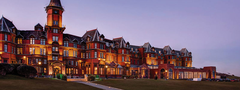 orthern Ireland Accommodation - Slieve Donard Resort & Spa