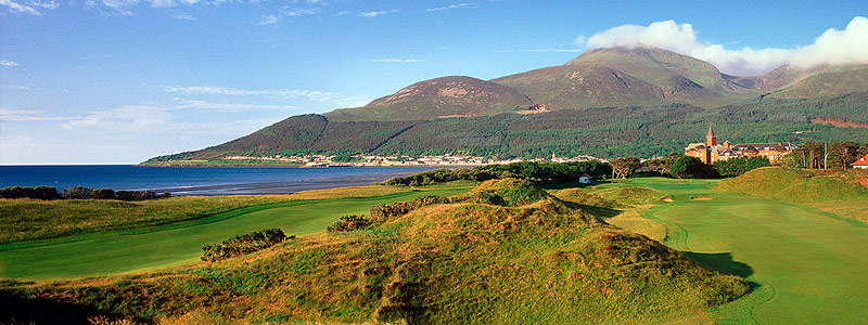 Northern Ireland Golf Resorts - Slieve Donard