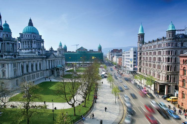 Belfast Familiarisation Visit