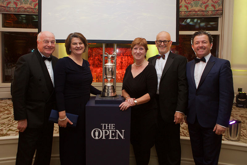 21st National Golf Tourism Conference & 2018 Gala Irish Golf Awards, Galgorm Spa & Golf Resort