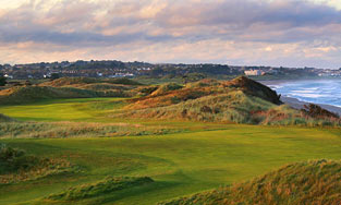 Mr Brian Hurley, Portmarnock Golf Links