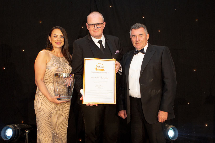 IGTOA Large Golf Hotel of the Year