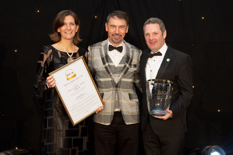 IGTOA Service Excellence Award – Property